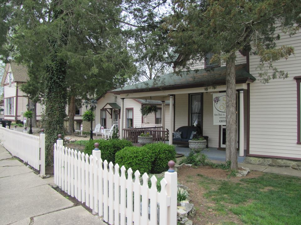Bed And Breakfast Near Hot Springs Ar