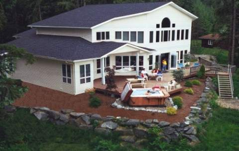 Bed And Breakfast On Lake Michigan In Indiana