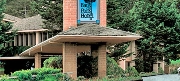 Bay Park Hotel  Munras Avenue Monterey